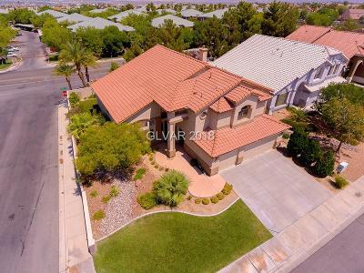 HENDERSON Single Family Home For Sale: 1404 Blaine Ranch Street