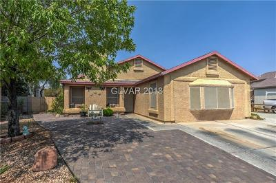 Las Vegas NV Single Family Home For Sale: $259,900