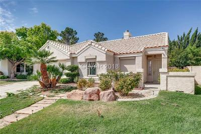 Henderson NV Single Family Home Under Contract - No Show: $275,000