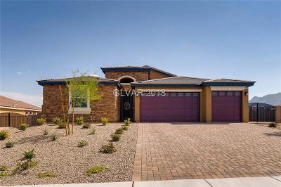 Las Vegas NV Single Family Home For Sale: $557,000
