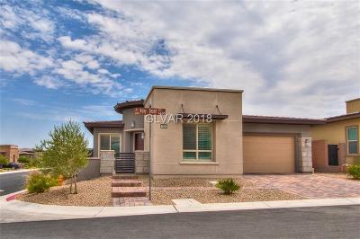 Single Family Home For Sale: 6626 Ruby Desert Court