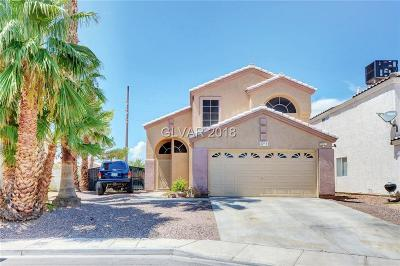 Las Vegas Single Family Home For Sale: 2203 Raspberry Hill Road