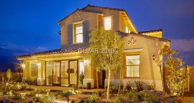 Las Vegas Single Family Home Under Contract - No Show: 8126 Majestic Bighorn Street