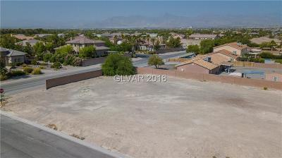 Las Vegas Residential Lots & Land For Sale: 6550 Whispering Sands Drive