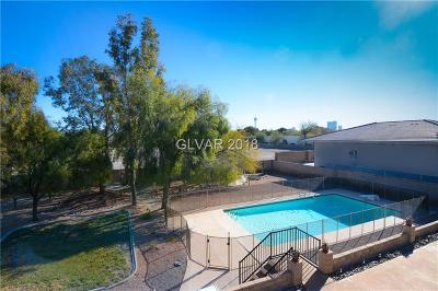 Las Vegas Single Family Home For Sale: 721 Campbell Drive