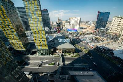 Resort Condo At Luxury Buildin High Rise For Sale: 3750 Las Vegas Boulevard #2506