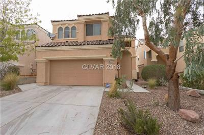 Las Vegas Single Family Home For Sale: 9160 Umberland Avenue
