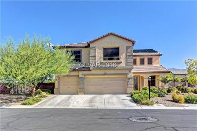 Las Vegas Single Family Home For Sale: 6390 Tempting Choice Avenue