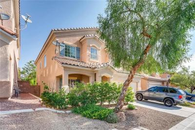 Las Vegas Single Family Home For Sale: 5976 Bassio Avenue