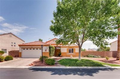 Las Vegas Single Family Home Under Contract - No Show: 8104 Villa Fiesta Street