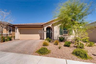 Las Vegas Single Family Home For Sale: 10742 Cowlite Avenue
