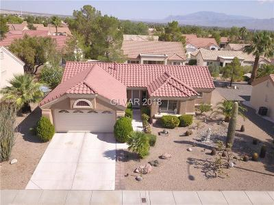 Sun City Summerlin Single Family Home Under Contract - Show: 8916 Marble Drive
