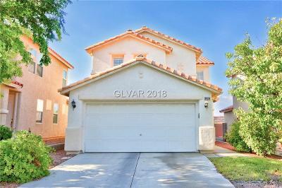 Las Vegas NV Single Family Home For Sale: $270,000