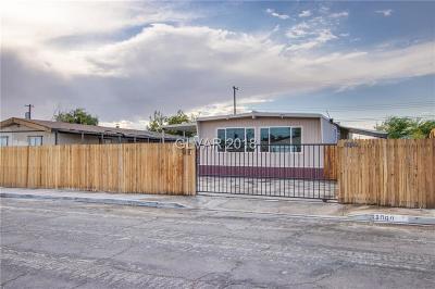 Las Vegas NV Single Family Home For Sale: $149,888