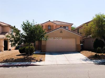 Las Vegas NV Single Family Home Under Contract - No Show: $254,990