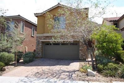 Las Vegas NV Single Family Home For Sale: $295,000