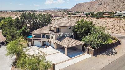 Las Vegas NV Single Family Home For Sale: $949,888