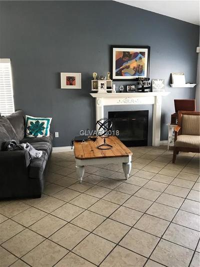North Las Vegas Single Family Home For Sale: 3515 Farina Drive