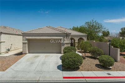 Las Vegas NV Single Family Home Under Contract - No Show: $259,900