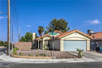 Las Vegas NV Single Family Home For Sale: $229,000