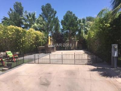 Las Vegas Residential Lots & Land For Sale: 8175 Arville Street #240