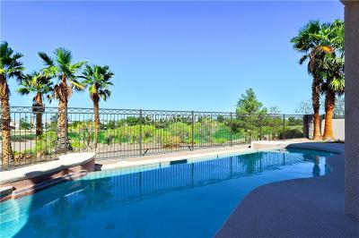 Las Vegas Single Family Home Under Contract - No Show: 62 Sahalee Drive