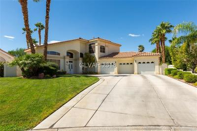 Single Family Home For Sale: 7976 Marbella Circle