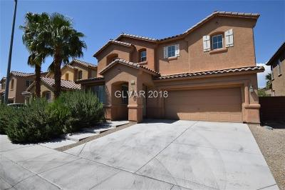 North Las Vegas Single Family Home For Sale: 6705 Sea Swallow Street
