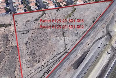 Residential Lots & Land For Sale: Oso Blanca Road