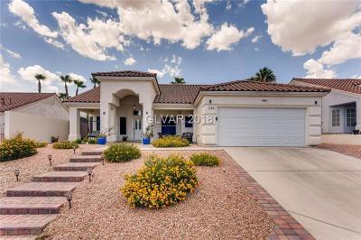 Boulder City Single Family Home For Sale: 796 Capri Drive