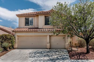 Las Vegas, North Las Vegas, Henderson Single Family Home For Sale: 10373 Niagara Falls Lane