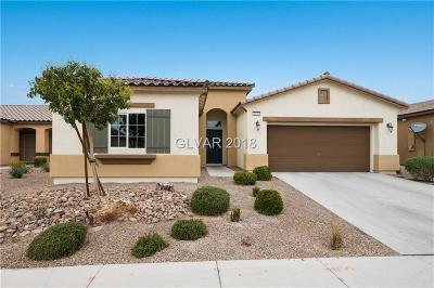North Las Vegas NV Single Family Home For Sale: $299,500