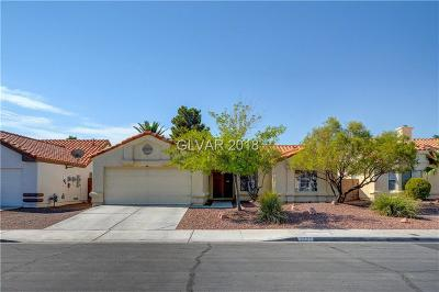 Henderson NV Single Family Home For Sale: $310,000