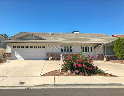 Las Vegas NV Single Family Home For Sale: $325,000