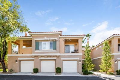 Henderson NV Condo/Townhouse For Sale: $234,000