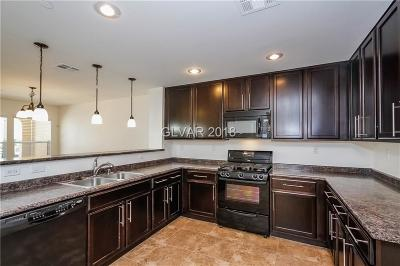 Henderson NV Condo/Townhouse Under Contract - No Show: $300,500