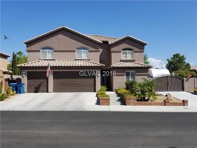 Single Family Home For Sale: 8224 Shad Bush Avenue