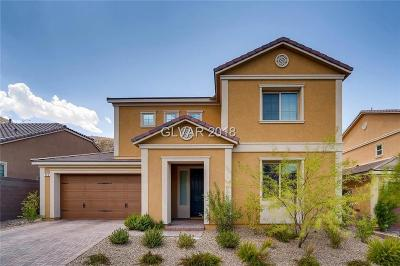 Henderson Single Family Home For Sale: 909 Pomander Point Place