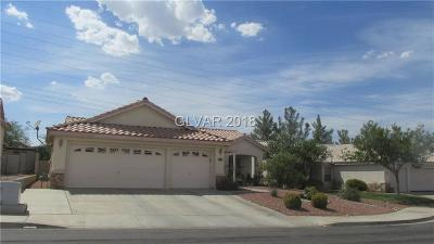 Henderson Single Family Home For Sale: 229 Lilac Bud Street