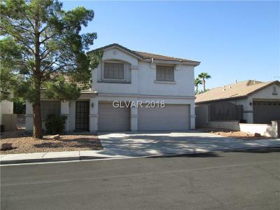 Henderson Single Family Home For Sale: 1075 Bootspur Drive