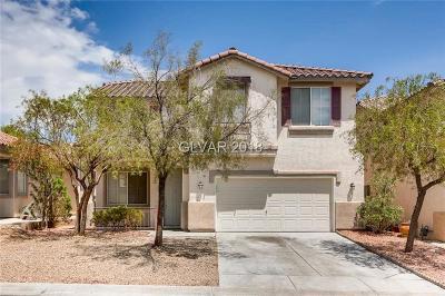 Las Vegas Single Family Home For Sale: 8164 Shellstone Avenue