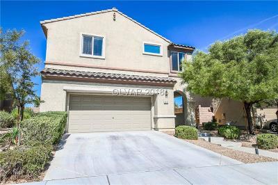 Henderson Single Family Home For Sale: 2737 Invermark Street