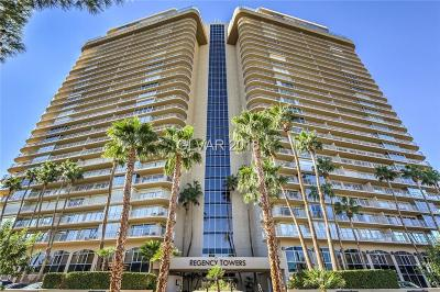 Regency Towers Amd High Rise Under Contract - No Show: 3111 Bel Air Drive #26C