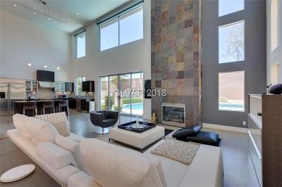 Las Vegas NV Single Family Home For Sale: $899,999