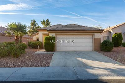 Clark County Single Family Home Under Contract - No Show: 2125 Chapman Ranch Drive