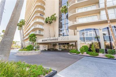 Regency Towers Amd High Rise Under Contract - Show: 3111 Bel Air Drive #3E
