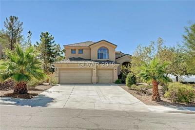 Sunrise Manor Single Family Home For Sale: 7031 Mountridge Drive