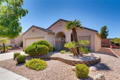 Sun City Macdonald Ranch Single Family Home For Sale: 547 Carmel Valley Street