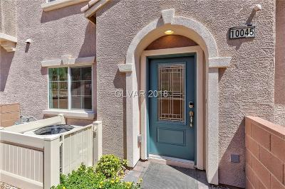 Condo/Townhouse Under Contract - Show: 10045 Sable Point Street