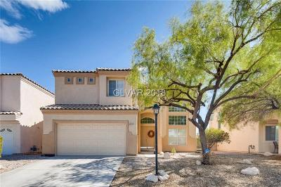 Single Family Home Under Contract - No Show: 5223 Morning Splash Avenue